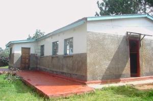Het Antonella's transithome in Chinsali